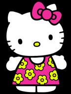Hello Kitty, pure Japanese cuteness