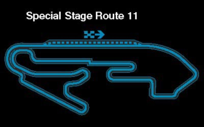 Special Stage Route 11 (GT3)